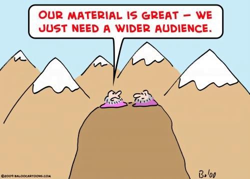 wider audience of digital marketing