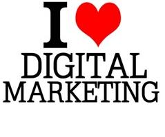 I love digital marketing